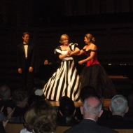 Frederica von Stade + Isabel Bayrakdarian at Koerner Hall