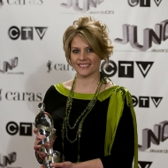 JUNO Awards - Shannon Mercer