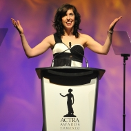 ACTRA Awards - Teresa Pavlinek Hosts