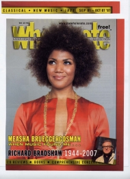 Rosemarie Umetsu, Wayne Umetsu, Measha Brueggergosman