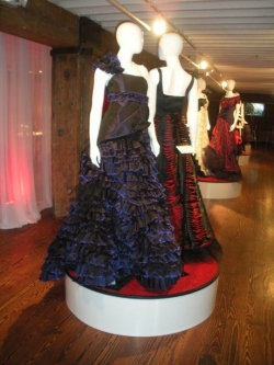 Biz Bash NYC Fashion Installation
